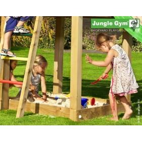 Jungle Gym Hut játszótér