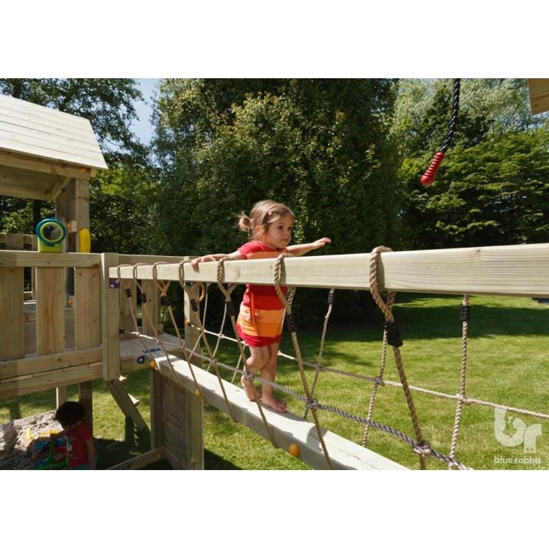 Blue Rabbit @ Bridge játszótér összekötő híd