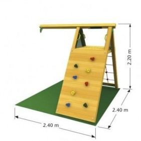 Jungle Gym Climb modul