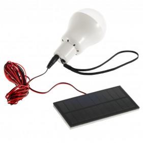 Babaház napelemes világítás