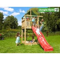 Jungle Gym Lodge kerti játszótér