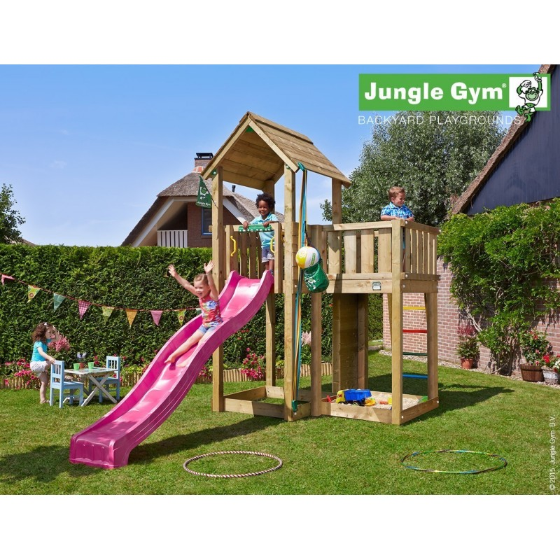 Jungle Gym Mansion játszótér
