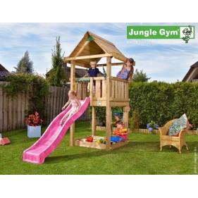 Jungle Gym House kerti fa játszótér
