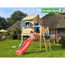 Jungle Gym Playhouse L játszóház terasz platform