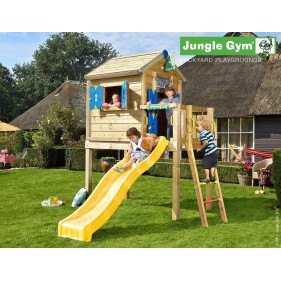 Jungle Gym Playhouse L játszóház terasz platform