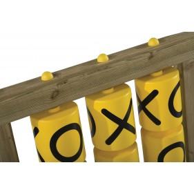 OXO játék, közterületi