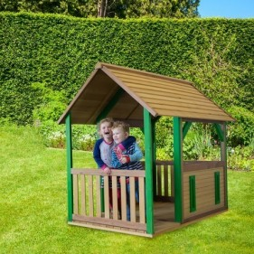 FOREST kerti játszóház (100% FSC)