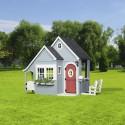 Spring Cottage játszóház, babaház