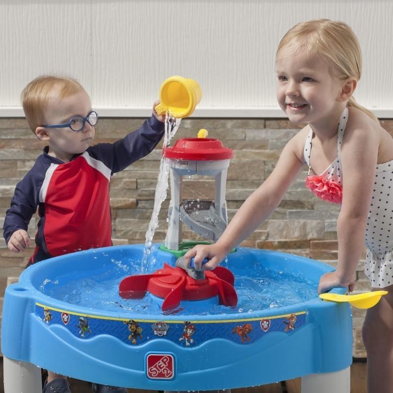 Mancs Őrjárat vizes játékasztal