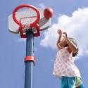 Shootin' Hoops haladó kosárlabda palánk