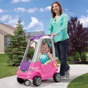 Easy Turn kisautó rózsaszín