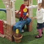 Szuper kerti játszóház