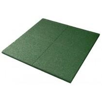 Eséscsillapító gumilap 6 cm zöld