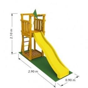 Jungle Gym Tower kerti játszótér