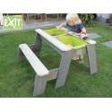 """EXIT Aksent """"L"""" ülőpaddal, homok- és vízasztallal"""