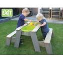 """EXIT Aksent """"L"""" Piknik, homok- és vízasztallal"""