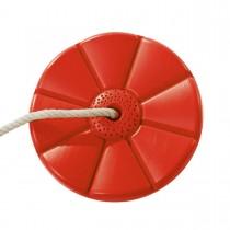 Tányérhinta - piros