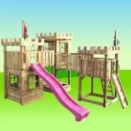 Dream Castle kerti játszótér