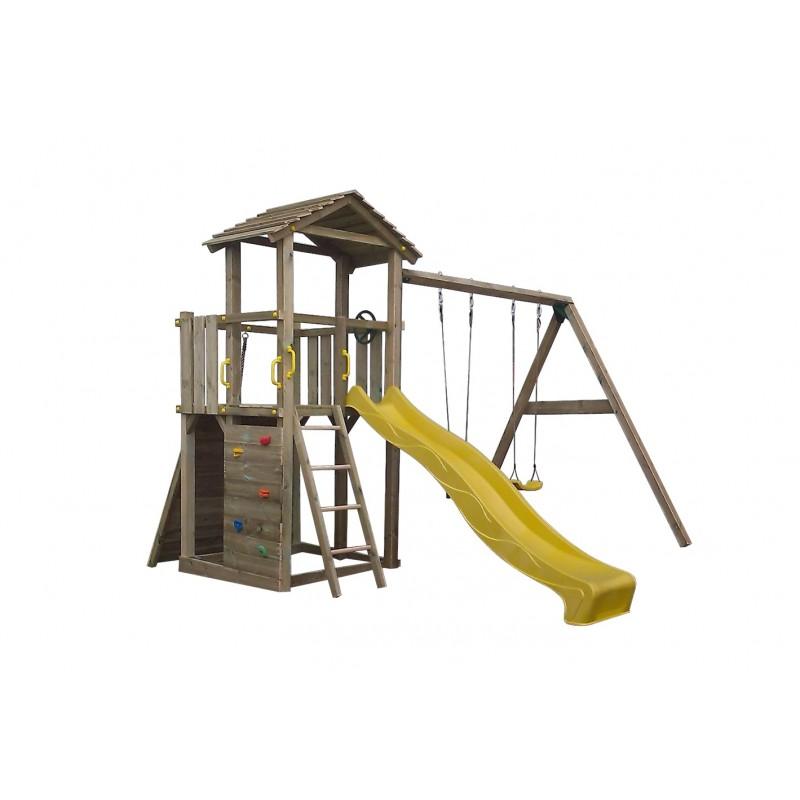Green Dino Gigant kerti játszótér