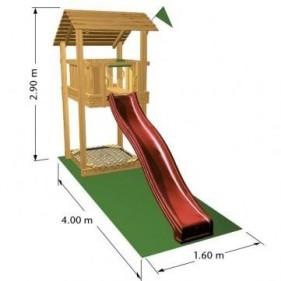 Jungle Gym Shelter kerti játszótér