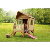 IRIS kerti játszóház, babaház (100% FSC)