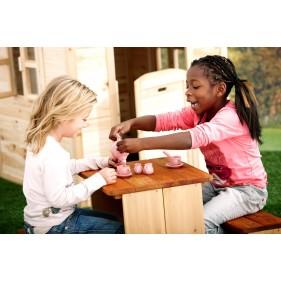 ZidZed piknik szett, kerti gyerekbútor