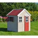My Lodge piros gyerek játszóház