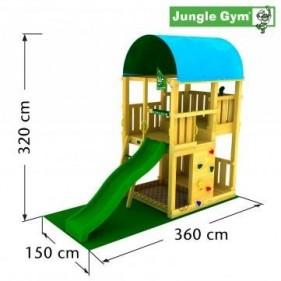 Jungle Gym Farm kerti játszótér